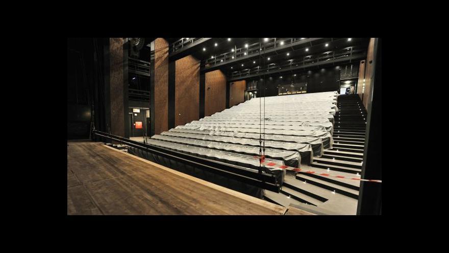 Video Vracení části dotace na divadlo - Události v regionech