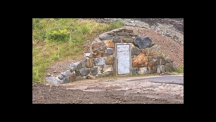 Video Zeman na návštěve Olomouckého kraje podpořil těžbu zlata