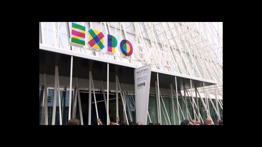 Video Zájem Italů o práci na Expu nebyl tak žhavý