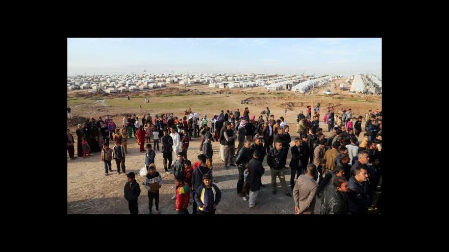Video Mosulský arcibiskup: Islámští fanatici nás děsí