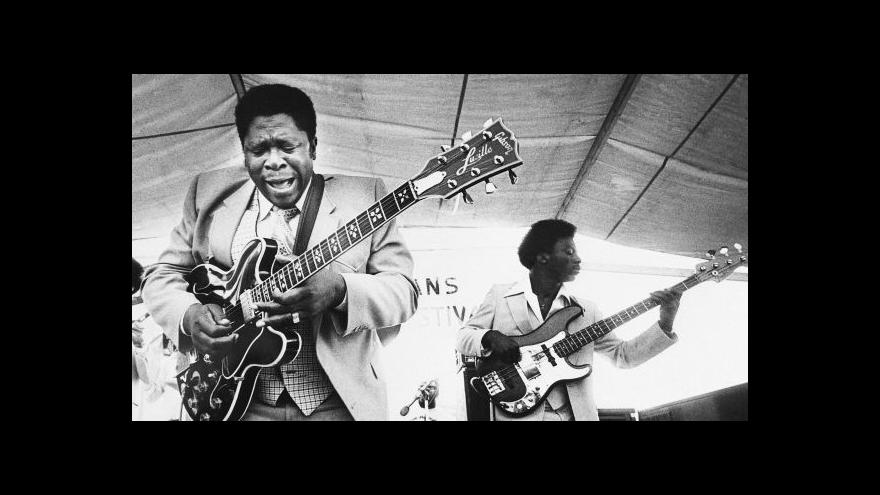 Video Zemřel B. B. King