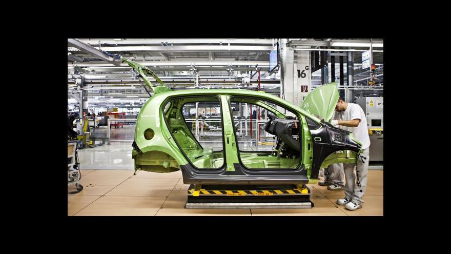 Video Česká ekonomika naskočila na předkrizové tempo