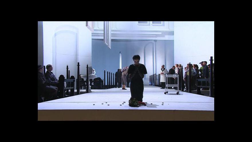 Video Bez komentáře: Tosca v Národním divadle Brno