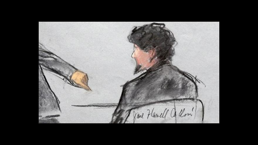 Video Carnajev dostal trest smrti