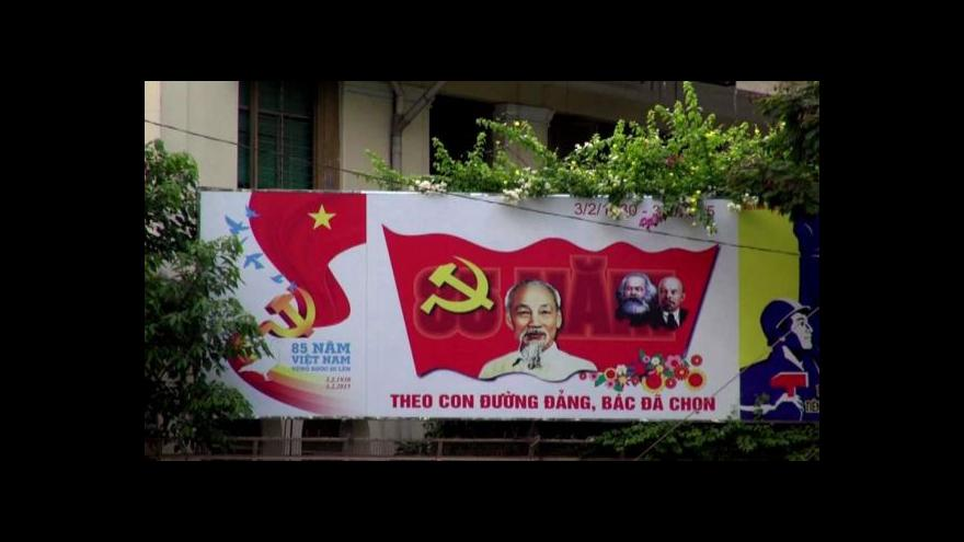 Video Vietnamští disidenti čelí zlovůli soudů i policie