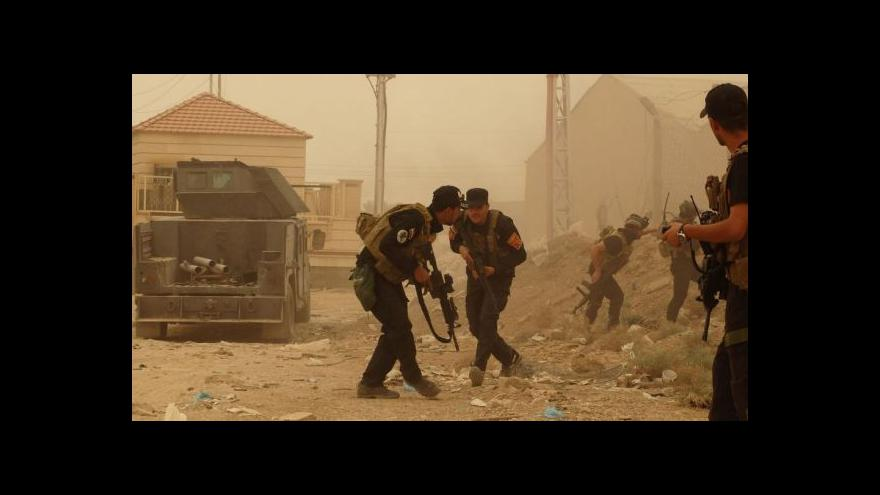 Video Islámský stát obsazuje místo, kde se kdysi zrodil