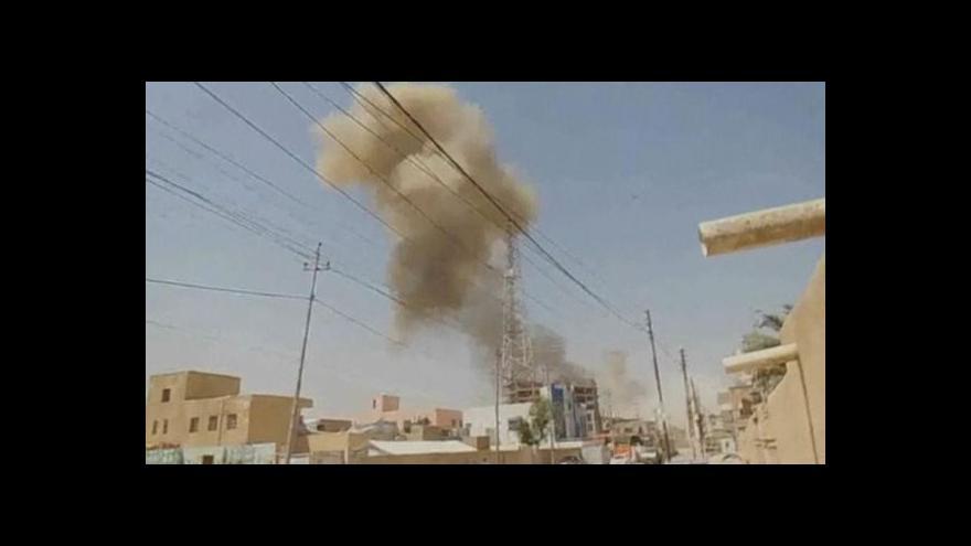 Video Islámisté oznámili, že Ramádí je pod jejich kontrolou
