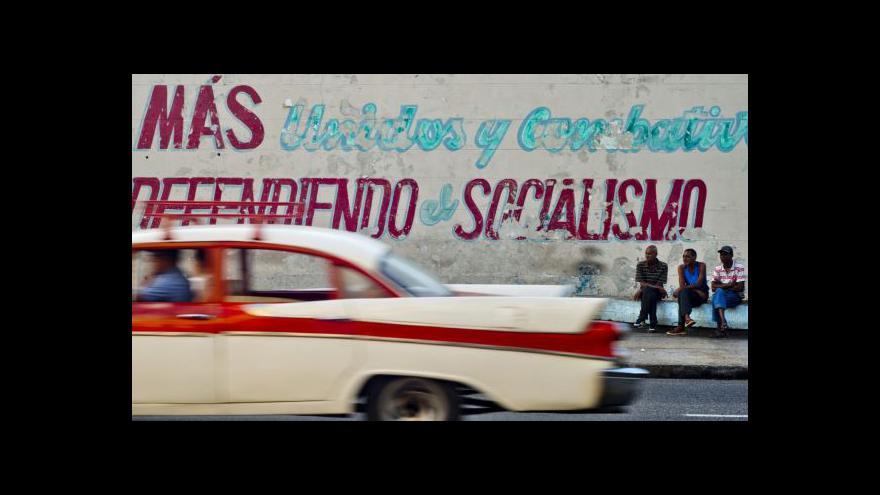 Video 168 hodin: Kuba se otevírá světu
