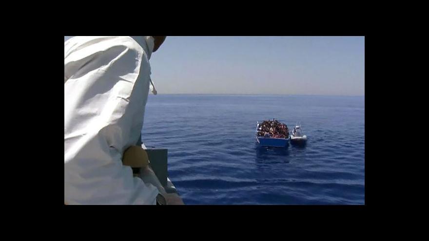 Video Ministři EU podpořili vznik protipašerácké mise