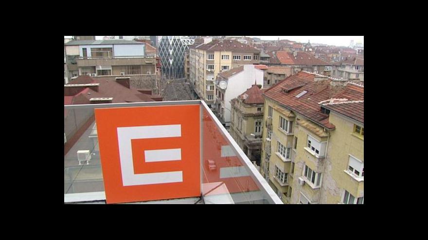 Video Mluvčí ČEZu k pokutě pro divizi v Bulharsku