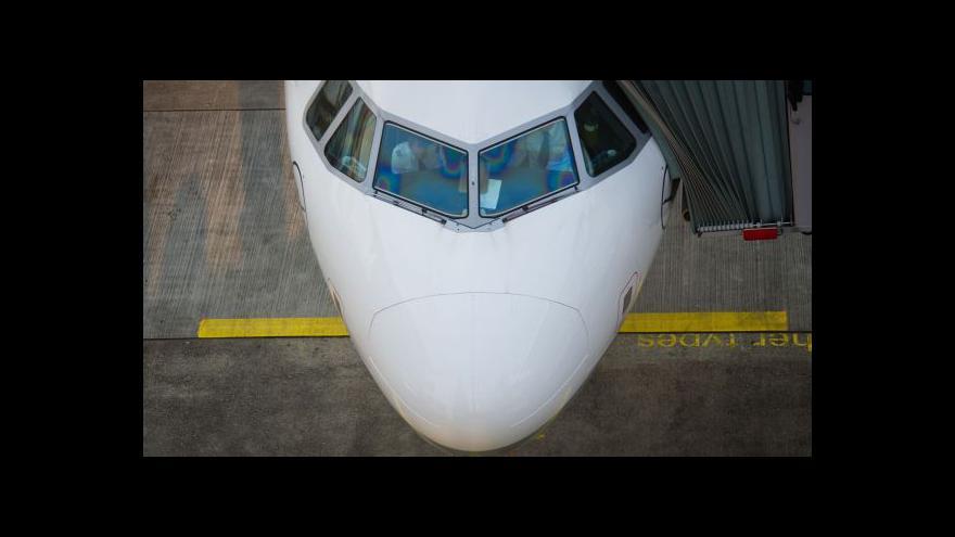 Video Velek: Systémy v letadlech by měly být odděleny