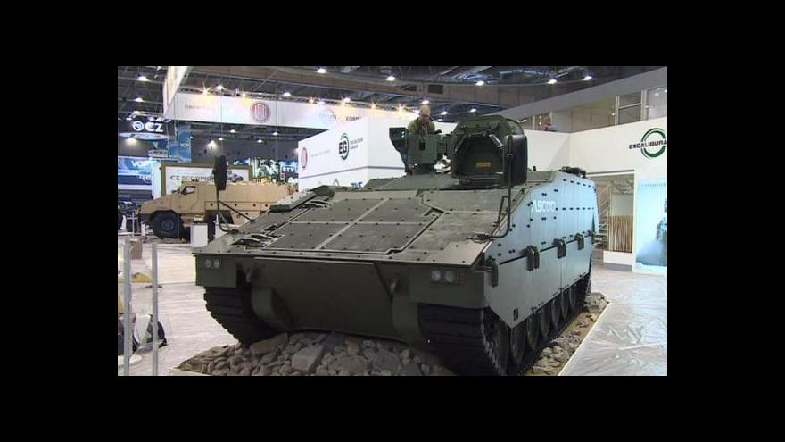 Video Události ČT: Armáda hledá náhradu za obrněnce BVP