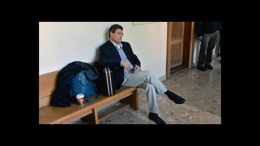 Video Rath vs. soud: Exposlanec dostal přiděleného obhájce