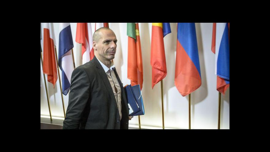 Video Řekové doufají, že s věřiteli do týdne dohodnou