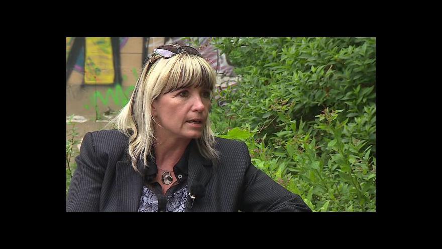 Video Miroslava Slívová přežila napadení jedním ze svých klientů