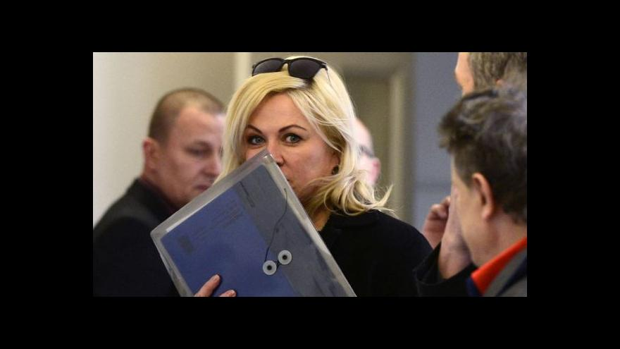 Video Krycí jména i agenti: detaily předchází verdiktu v kauze Nečasové