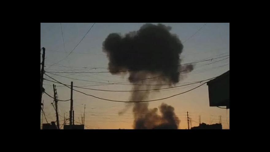 Video V dobytém Ramádí se brzy očekávají další boje
