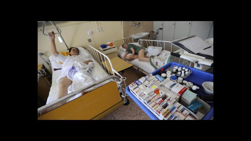 Video Lidovci jsou pro znovuzavedení nemocničních poplatků