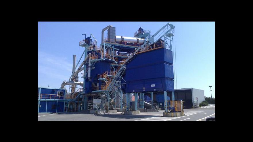 Video Chlebovice odmítají stavbu továrny