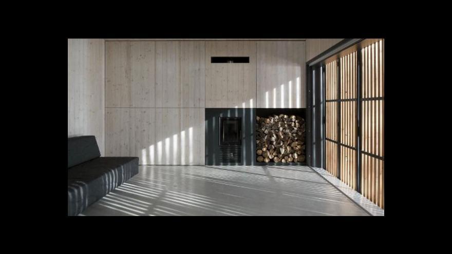 Video Grand Prix architektů patří chatě u Máchova jezera