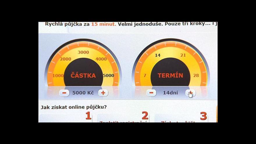 Video Pros: Zákon spotřebitelské úvěry razantně změní