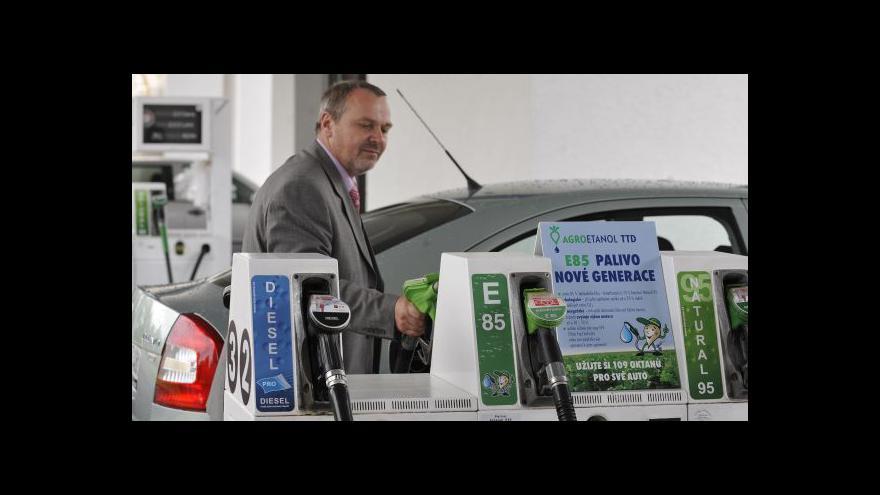 Video Státní podpora biopaliv nekončí