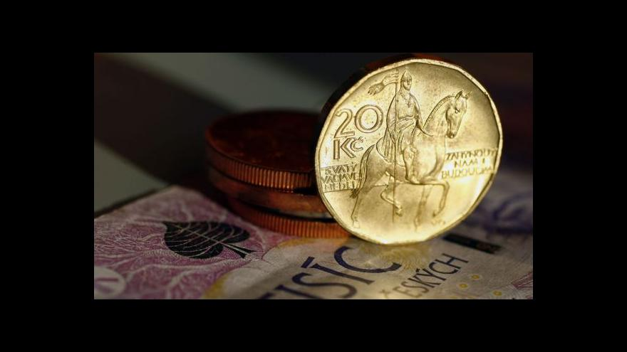 Video Gapko: S hodnocením monetární politiky bych byl opatrnější