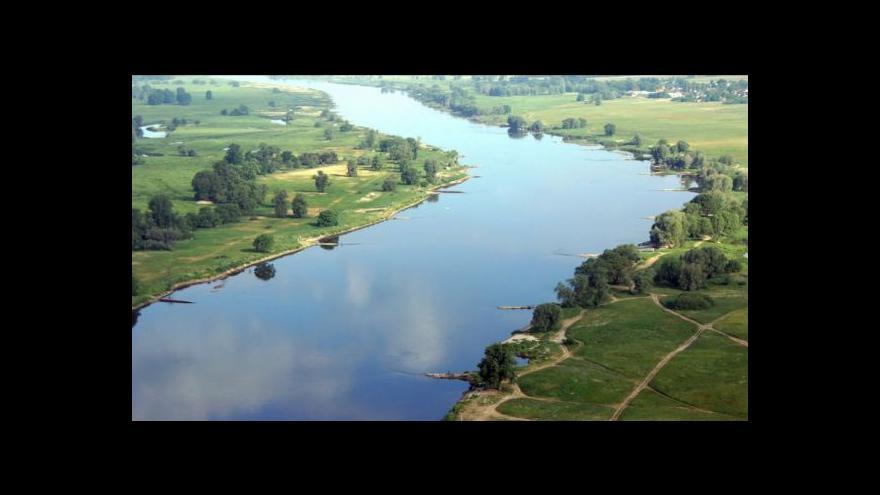 Video Česko-polská iniciativa usiluje o splavnění části Odry