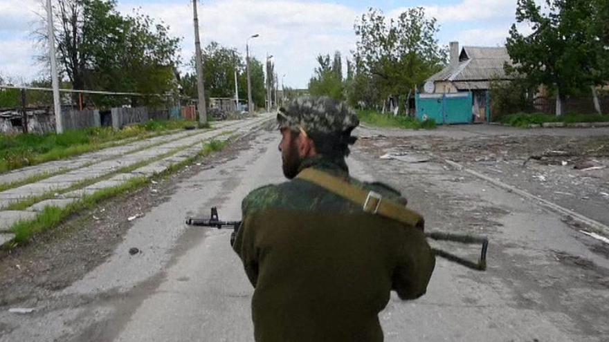 Video Karas ke křehkému příměří v Donbasu