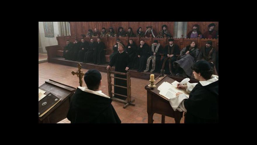 Video Upoutávka: Jan Hus