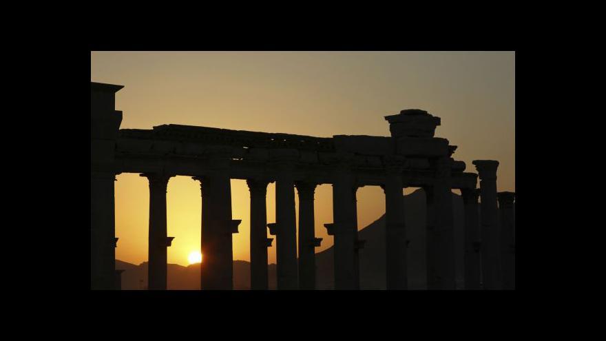 Video Tureček: Přemístit Palmýru je jako přemístit Hradčany