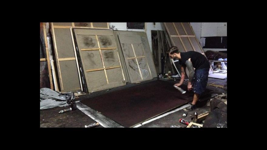 Video Musa vystavuje v Alšově jihočeské galerii