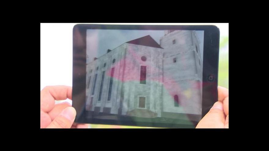 Video Virtuální prohlídky zmizelých staveb v Aši