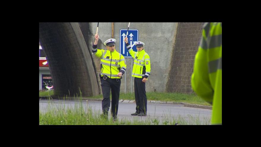 Video Soutěž v řízení provozu na křižovatce