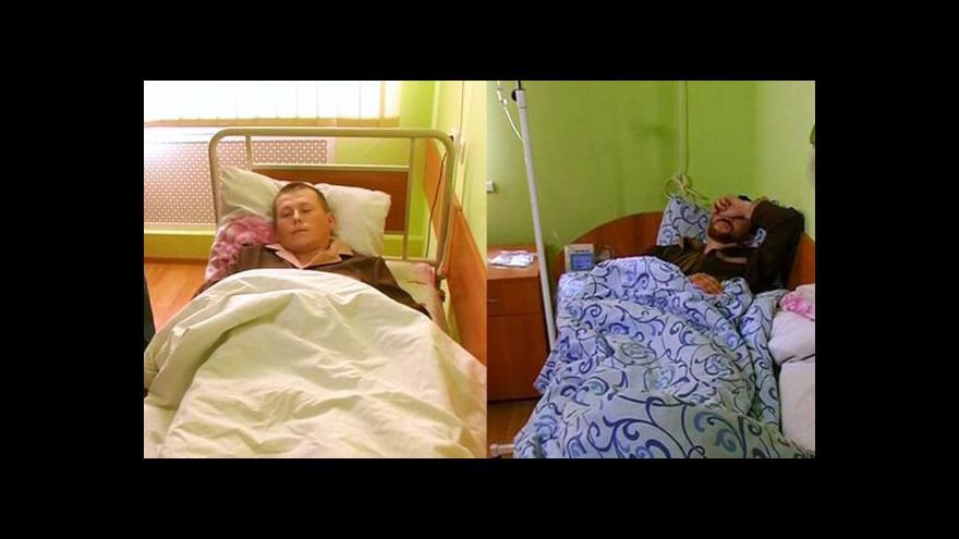 Video Karas k zadrženým ruským vojákům na Ukrajině