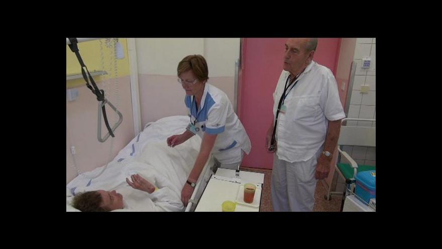 Video Odvolání ředitele Nemocnice Ryjice