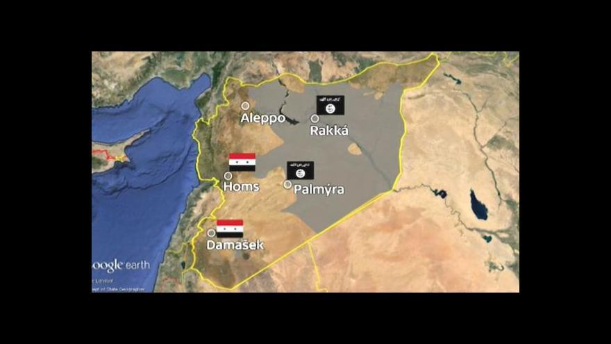 Video Publicista k dobytí Palmýry: Is chce ukázat světu krutost