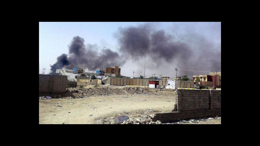 Video Islámskému státu se daří v Iráku i v Sýrii