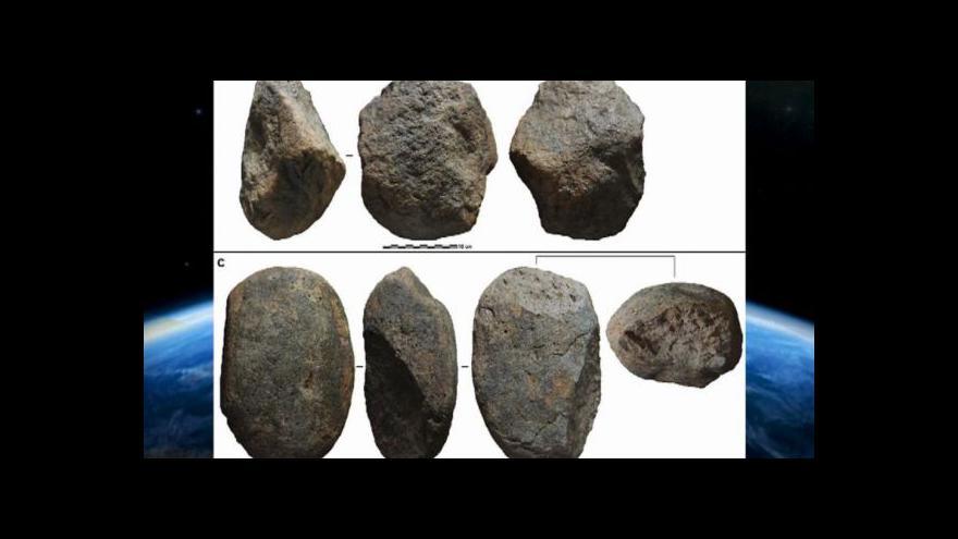 Video Prapředci lidí využívali nástroje už před více než 3 miliony let