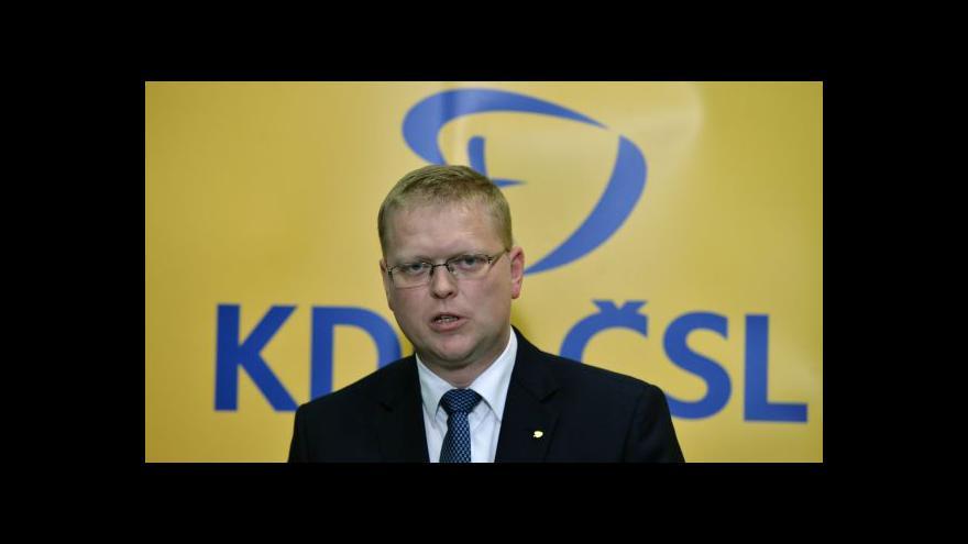 Video Bělobrádek: KDU-ČSL stoupá i bez anabolik populismu