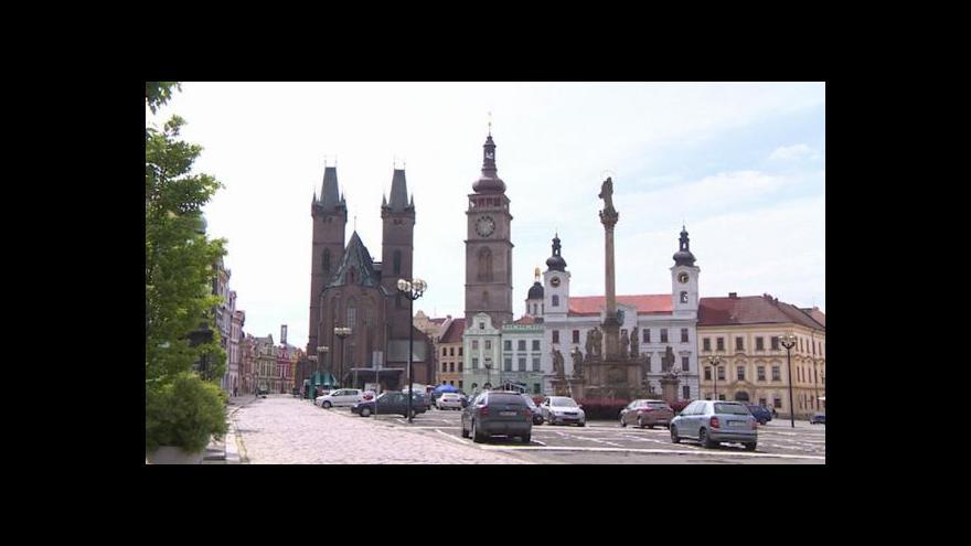Video Královéhradecká Bílá věž se znovu otevřela veřejnosti