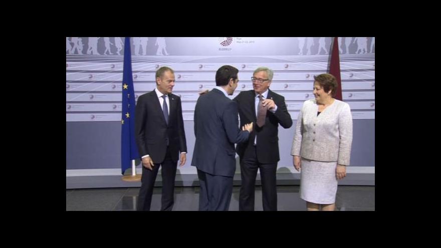 Video Evropští politici: Řecko dohodu zoufale potřebuje