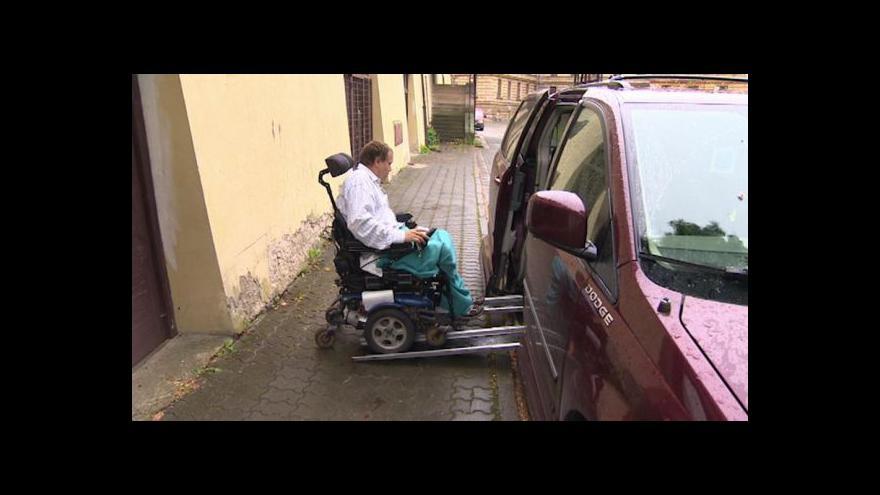 Video Události ČT: Nepřiměřený trest pro invalidu