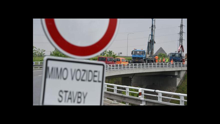 Video Začíná oprava ostravských mostů