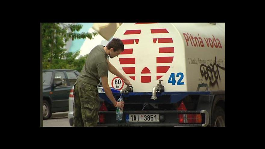 Video Ředitel Pražských vodovodů a kanalizací k situaci v Dejvicích