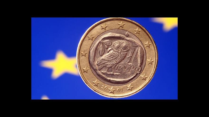 Video Řecku dochází čas na dohodu s věřiteli
