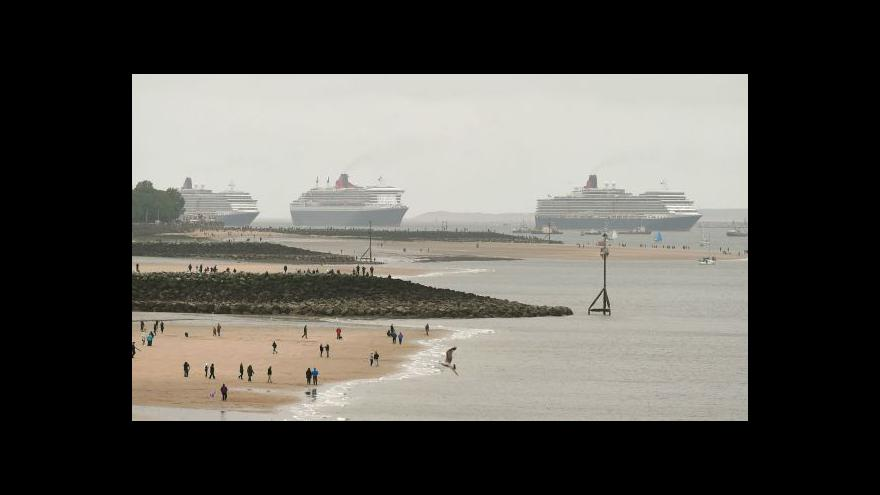Video V Liverpoolu si zatančily tři královny