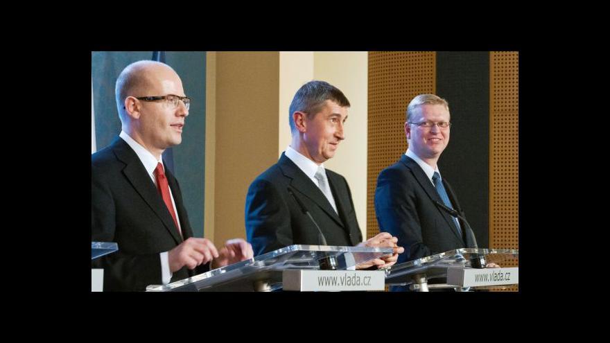 Video Události, komentáře: Opozice má právo vyvolat hlasování o nedůvěře