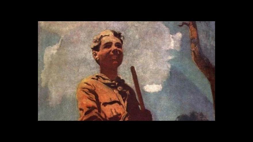 Video Živý vstup Blanky Kovandové