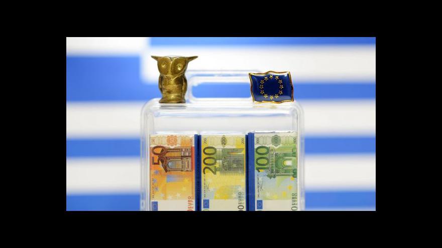 Video Kulidakis: Řecko se potýká s katastrofou